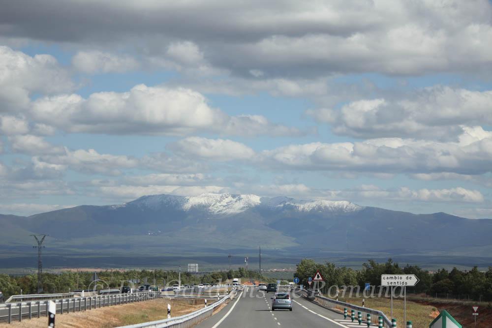 sur la route Espagne
